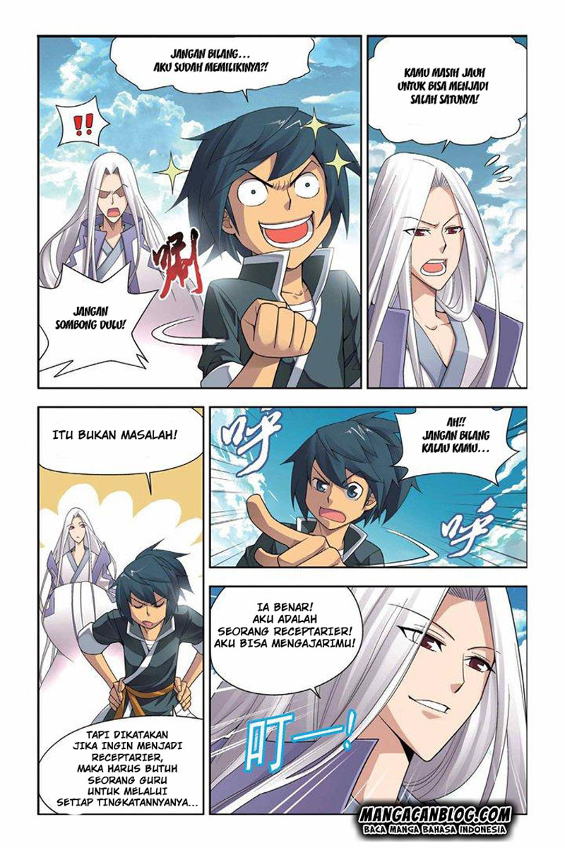 Battle Through Heaven Chapter 03-19
