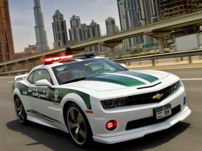 Camaro Vs Mustang >> Chevrolet Vs Ford Vs Dodge.: Patrullas De Dubai