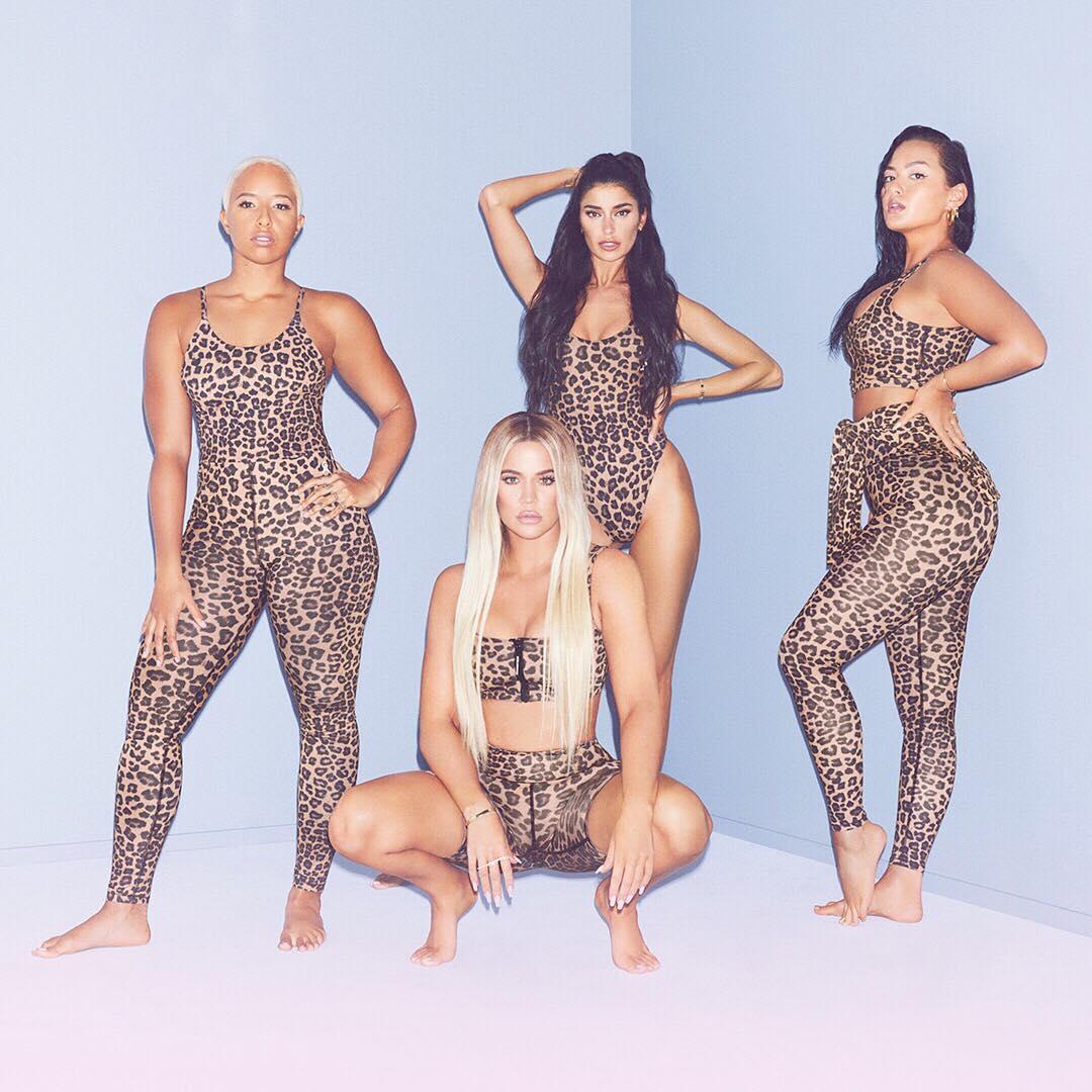 Khloe Kardashian Hot Photoshoot Images