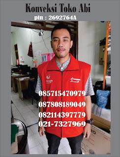 Pesan Bikin Rompi di Daerah Tangerang Selatan