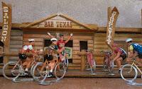 Le café-vélo, un lieu de rencontre pour les cyclistes