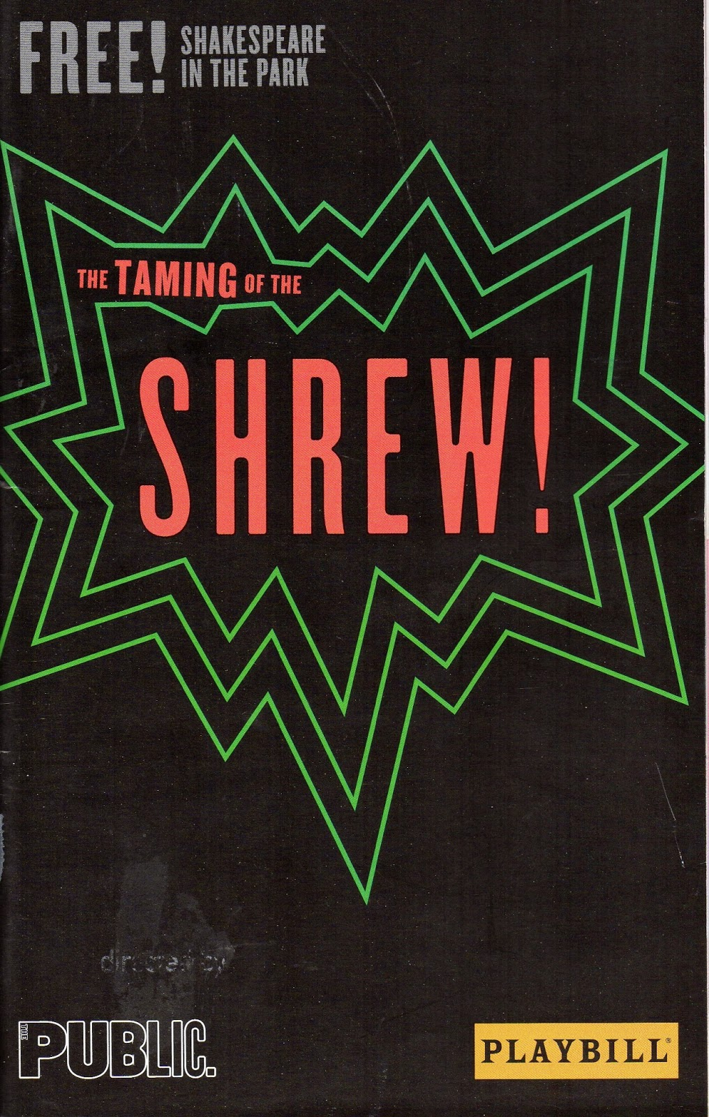 the shrewish figure of katherina in the taming of the shrew Since katherine's shrewish  role-playing and playacting also figure prominently in the taming  an anonymous play entitled the taming of a shrew and .