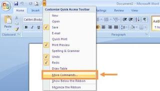 akan menyelidiki dokumen dan menyoroti kalimat yang paling penting ini secara otomatis Cara Menampilkan Auto Summary Tools Pada Microsoft Word 2007