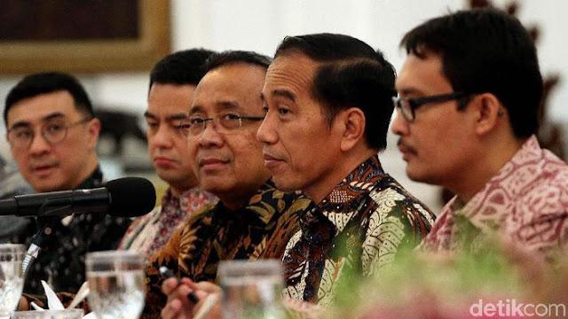 Jokowi Akui Defisit Jadi Problem Ekonomi Terbesar
