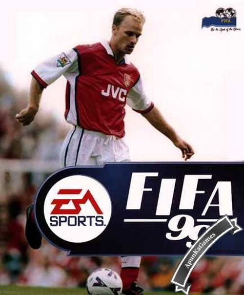 FIFA 99 Cover, Poster