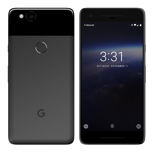 Pixel 2 Renders Based on Recent Leaks