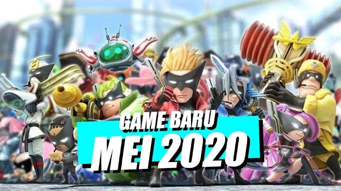 Rekomendasi Game  Online yang Rilis Bulan Mei 2020