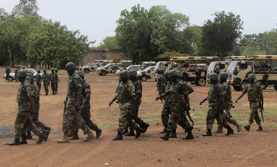 3 SOLDIERS MISSING, 8 KILLED IN BOKO HARAM AMBUSH ON MILLITRY CONVOY IN BORNO