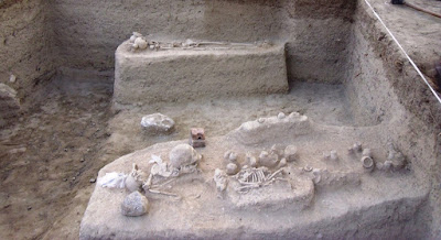 Bronze Age cemetery casts new light on ancient Burma