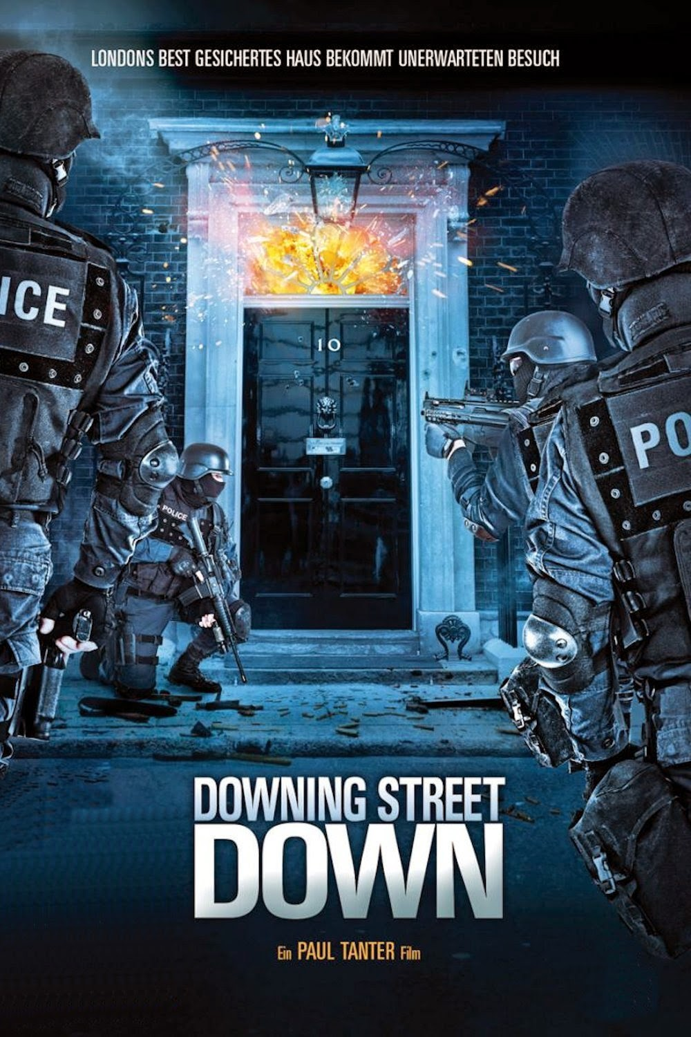 He Who Dares: Downing Street Siege 2014 - Full (HD)