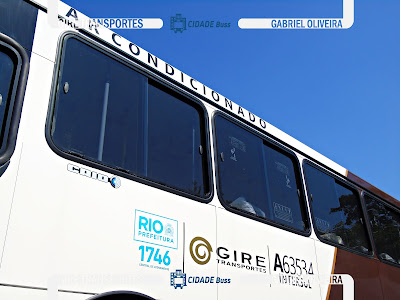 Foto Rio de Janeiro Ônibus