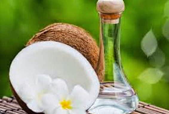 Rahasia langsing dengan minyak kelapa murni