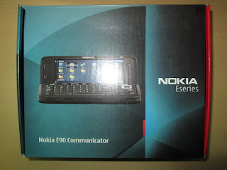 Dus Nokia E90 Communicator Jadul Seken