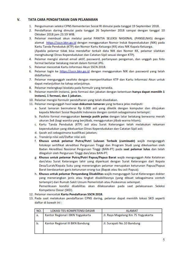 Lowongan Kementerian Sosial 2018 : lowongan, kementerian, sosial, Lowongan, Kerja, Kementerian, Sosial, Republik, Indonesia, Berita, Viral