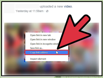 How to Get a Video From Facebook