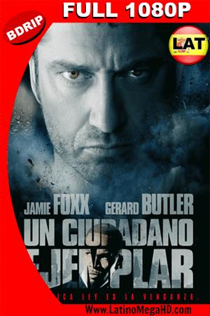 Un Ciudadano Ejemplar (2009) Latino Full HD BDRIP 1080P ()