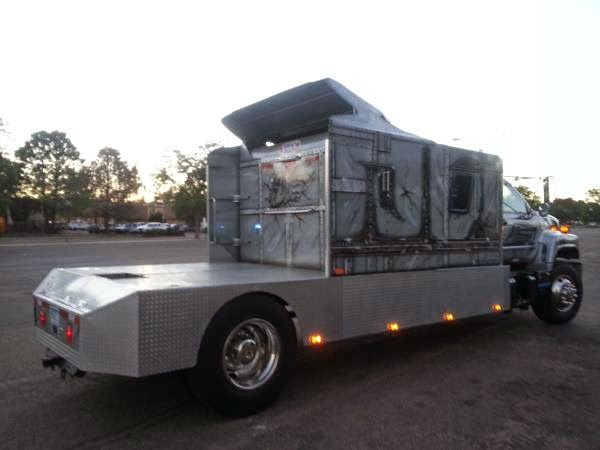Used Rvs Custom Rv 1991 Gmc Topkick C6500 For Sale By Owner