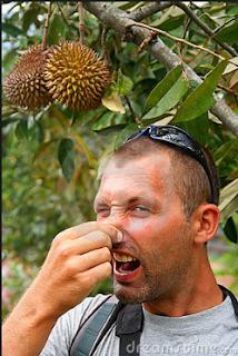 Cara Menghilangkan Bau Durian dari Tangan dan Mulut