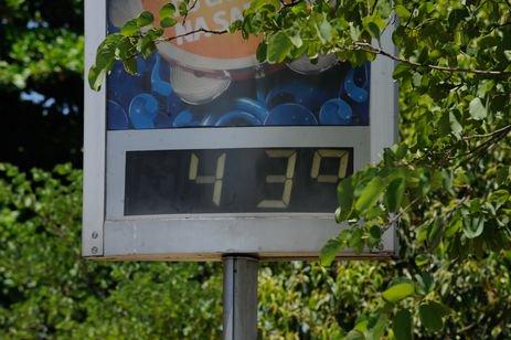 Calor pode chegar a 43ºC na Grande Porto Alegre no início de 2019