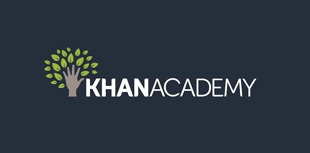 شعار موقع اكاديمية خان