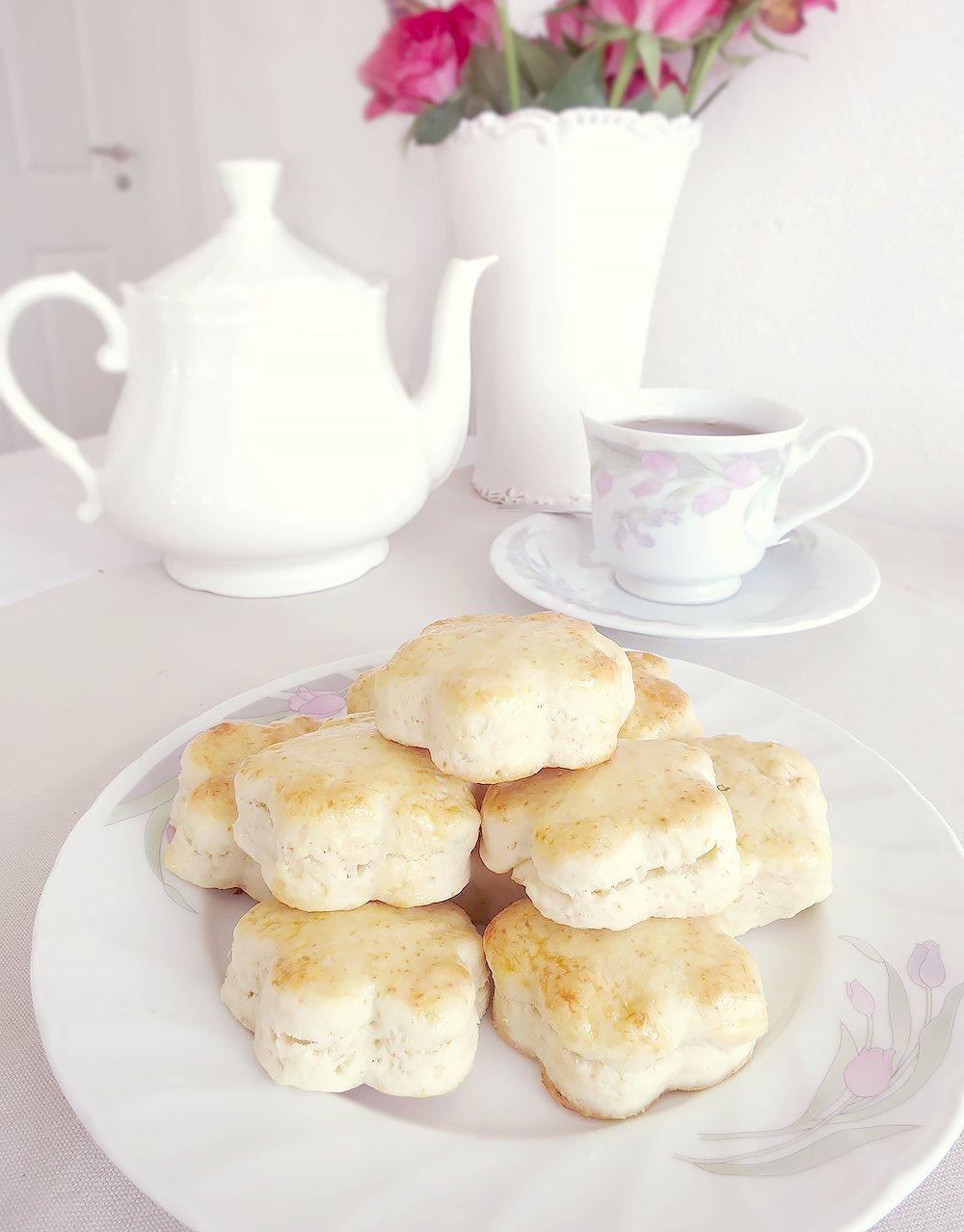 Mini Scones Rezept aus Irland