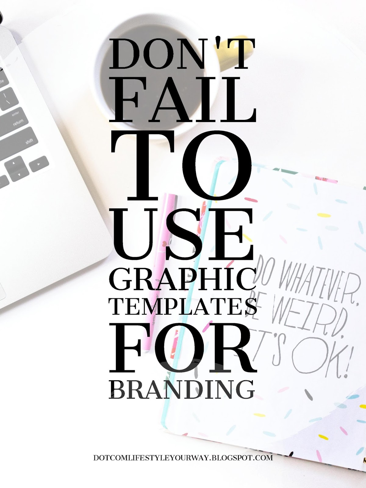 Branding is the process of creating cohesive elements with the aim to set one seller's products or services apart from others, making them distinguishable for customers