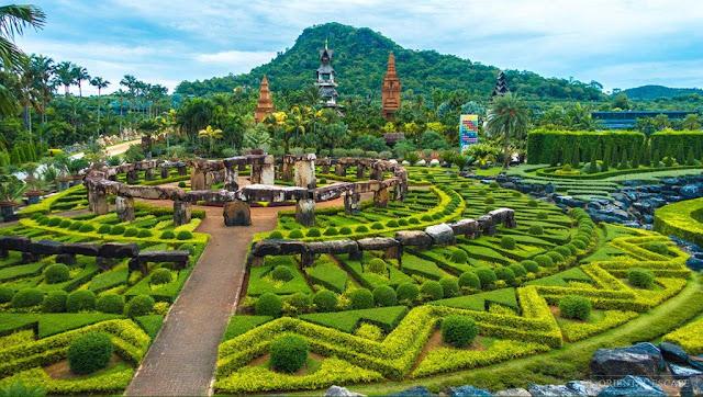 Suan Nong Nooch, Thailand