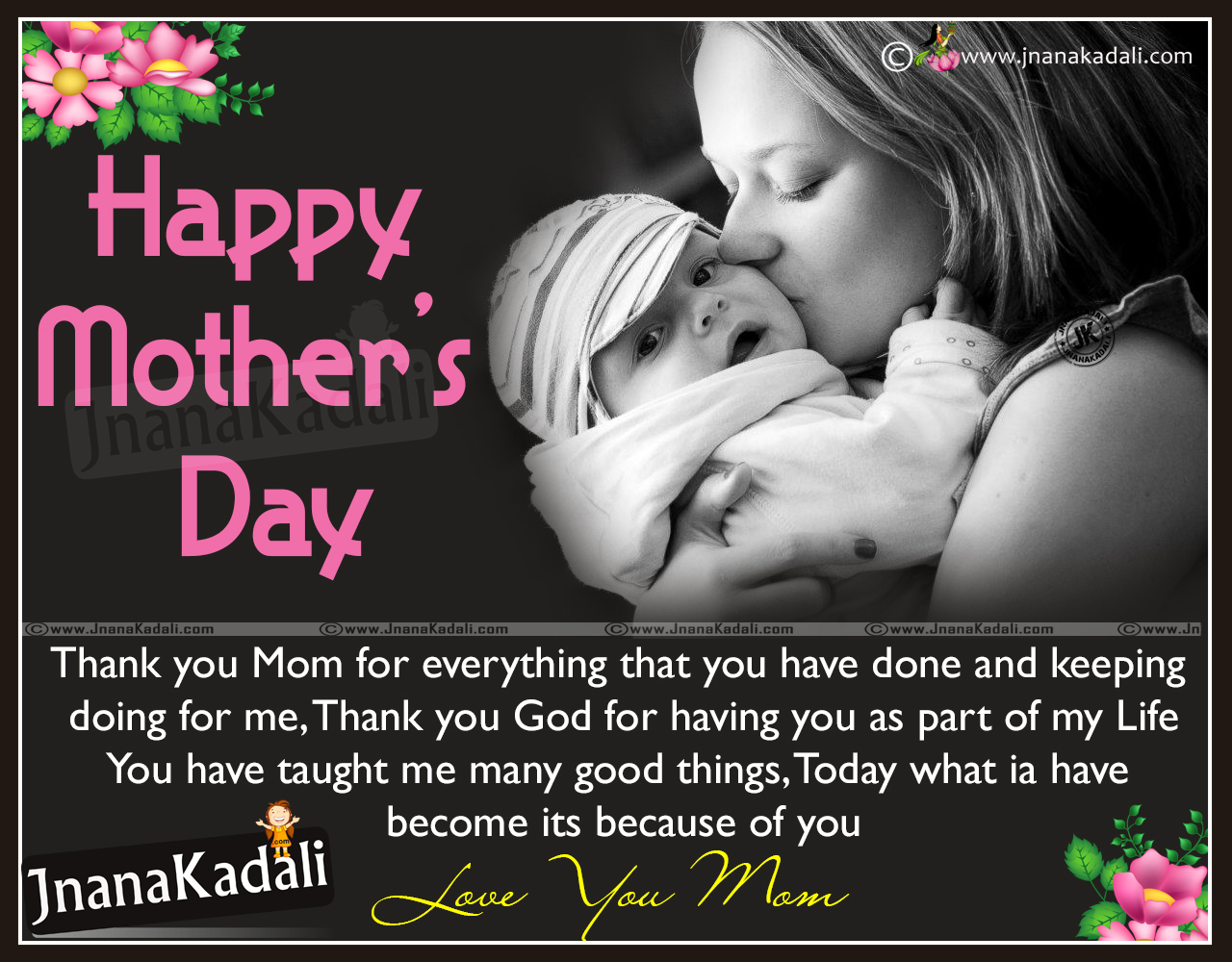 English Happy Mother's Day 2016 Quotes & Greetings Sayings ...