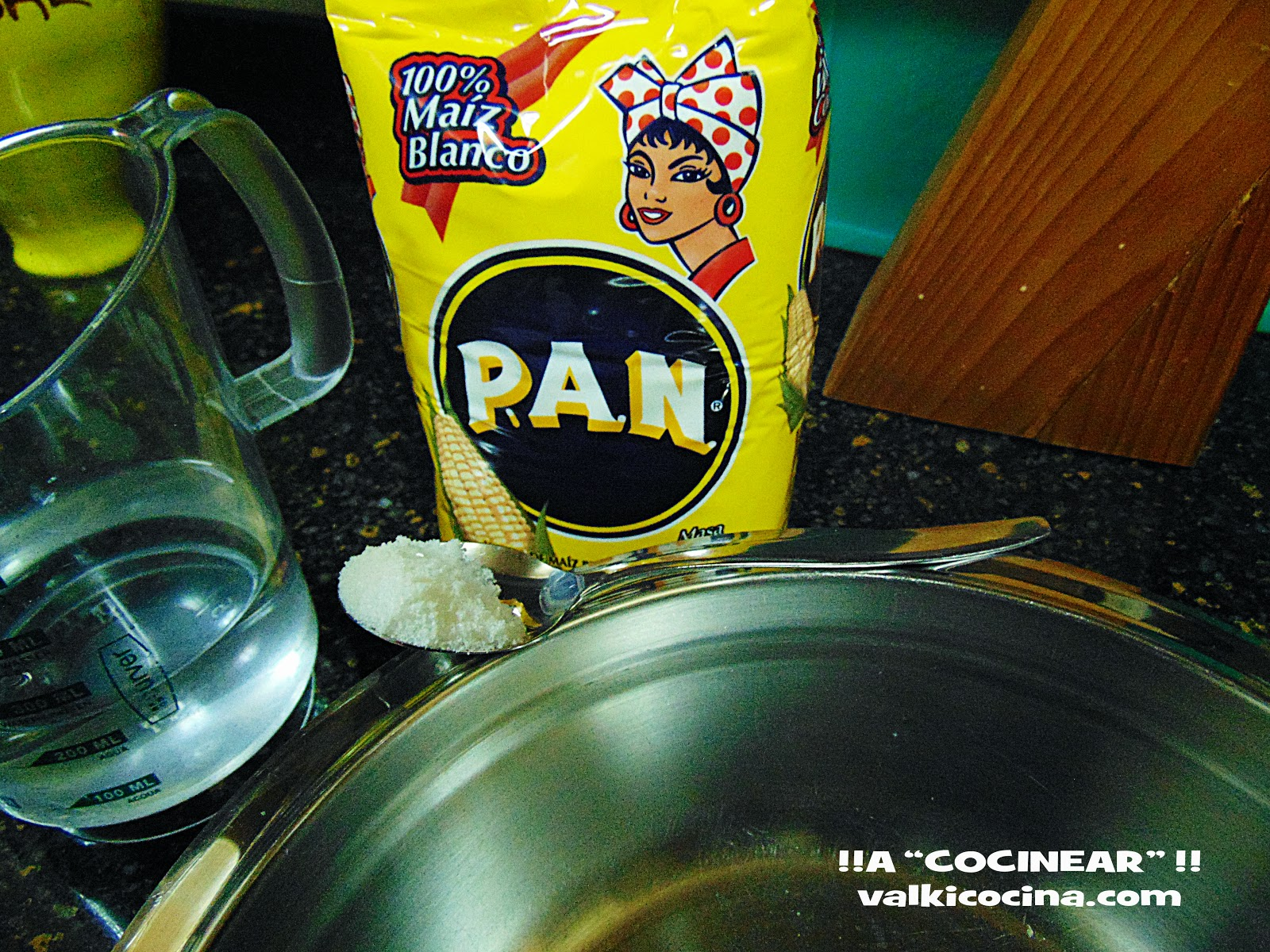 arepas ingredientes