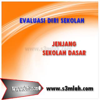 Download Evaluasi Diri Sekolah (EDS) untuk jenjang Sekolah Dasar (SD)
