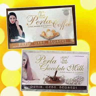 PERLA COFFEE COKLAT MURAH ORIGINAL