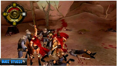 Free Download 300 March To Glory PPSSPP PSP