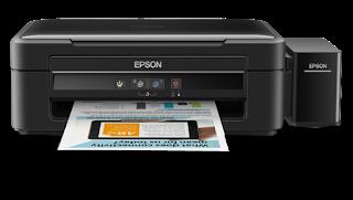 Tutorial Cara Cetak Scan Foto Dokumen Printer Epson L360 Terbaru 2018