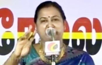 Vaakkala Perumakkale: DMDK was started with people support, says Premalatha