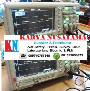 Jual Digital Osciloscope Gratten Type GA1102CAL di Makasar