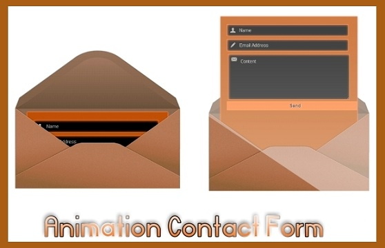 animation-contact-form-blogger