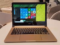 Inilah Laptop Tertipis Di Dunia! 'Acer Swift 7'