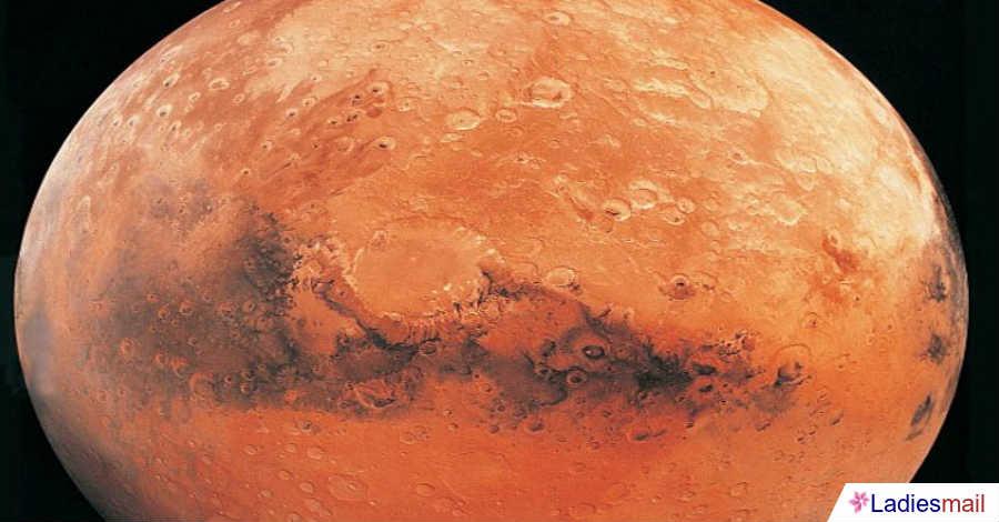 Inilah Buktinya Bahwa Planet Mars Pernah Ada Air Mengalir