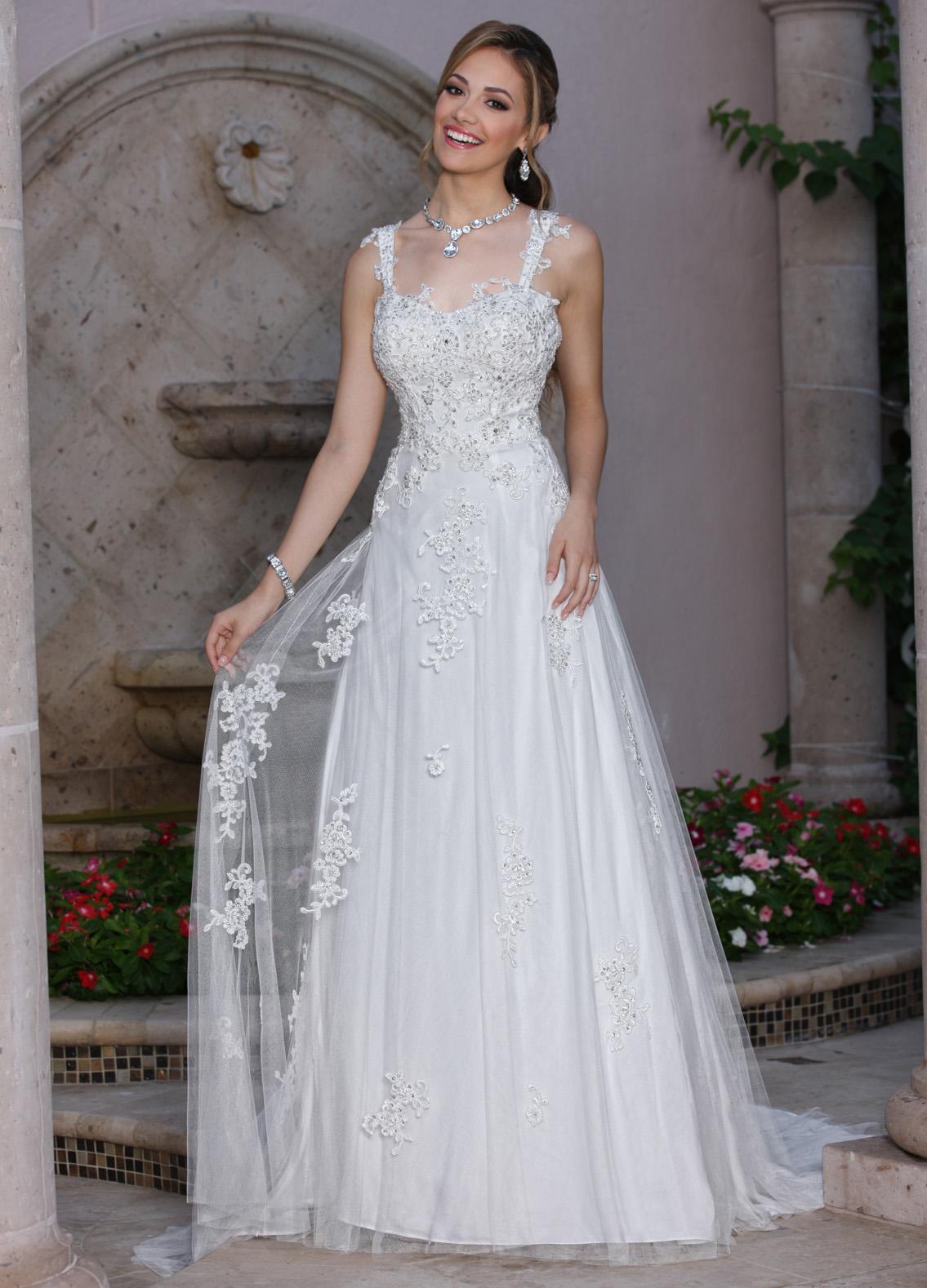 Senhorita Tomaz Casamentos Vestido De Noiva Modelo Com