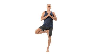 Tree Yoga Pose (Vrksasana)