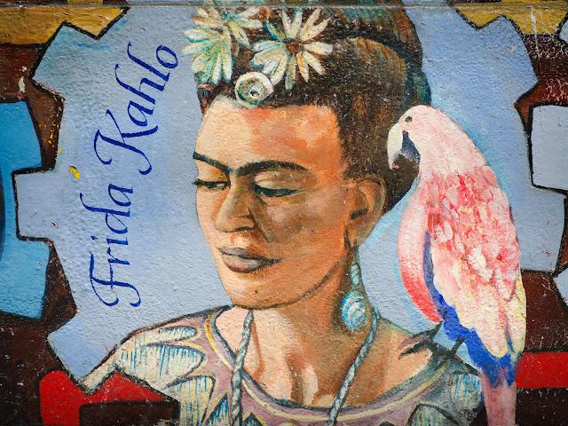 Coração Frida Kahlo