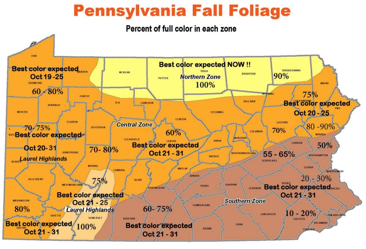 What Are Pennsylvania S Natural Resources