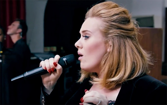 Video: Adele - When We Were Young