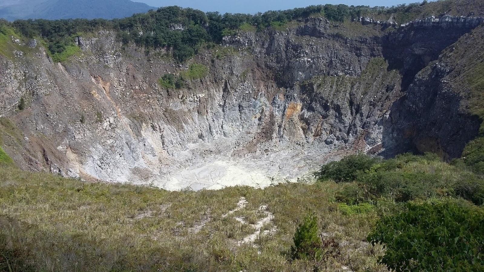Betawian Gunung Mahawu