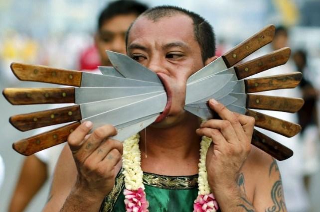 Top Ten Most shocking rituals around the world