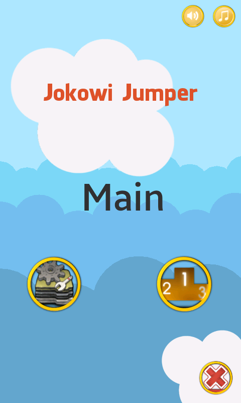 Download Game Android Jokowi Jumper