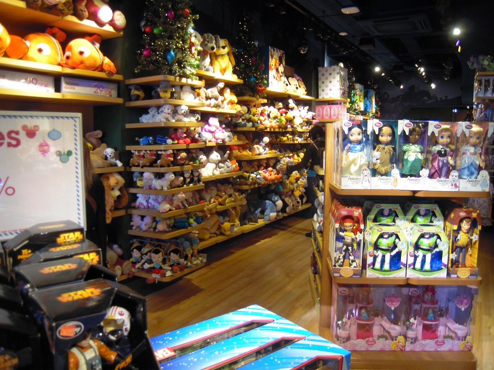 La Tienda Disney Más Grande Del Mundo