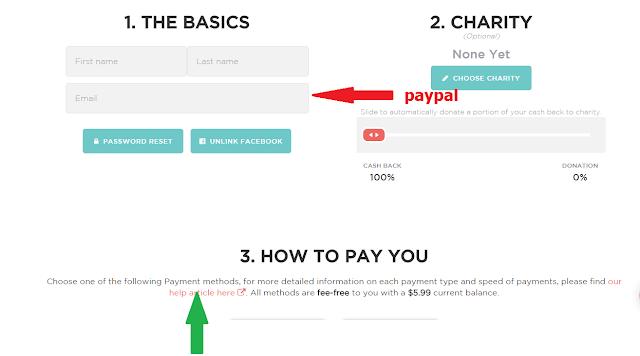 أحصل على 5 دولار بمجرد التسجيل في هذا الموقع و 5 دولار عن كل شخص يتسجل عبرك