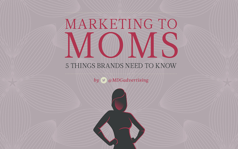 how brands and marketers can target mothers with mums-related marketing