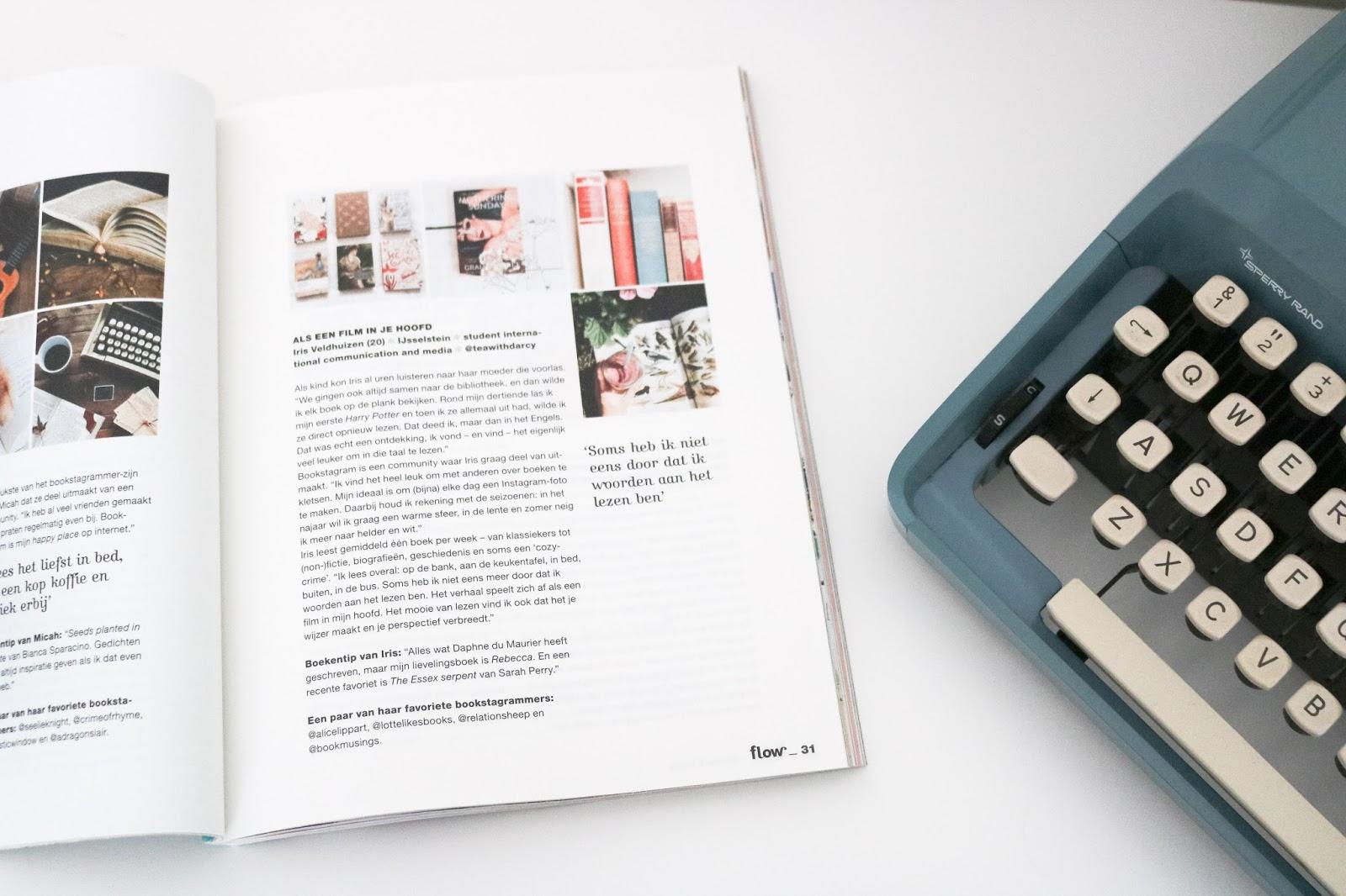 Tea With Darcy I M In Flow Magazine